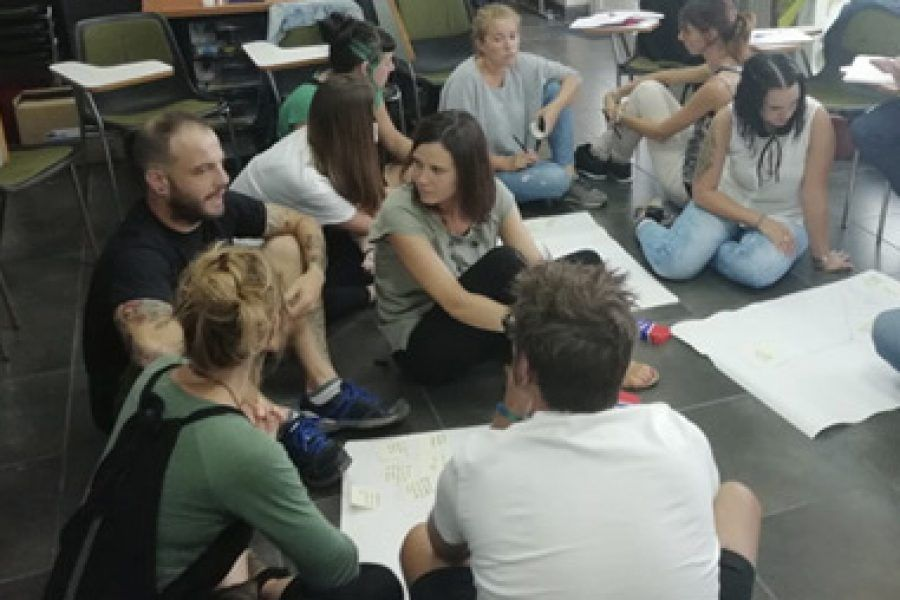 Workshop on Interculturality for volunteers in Spain
