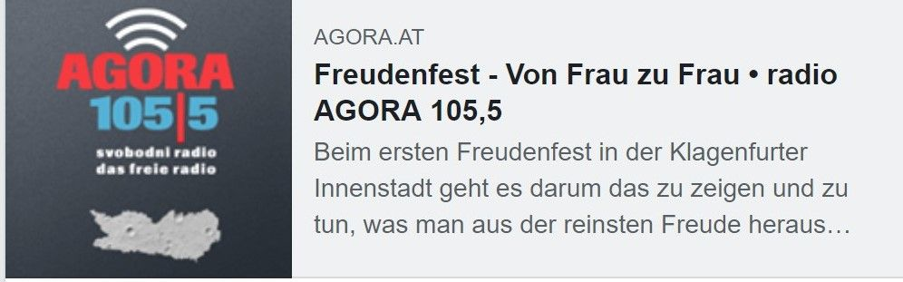 Radio Agora report on Project InCommon, Austria