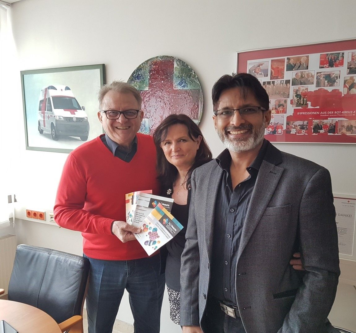 Meetings with grassroots organisations in Austria to involve volunteers in InCommon