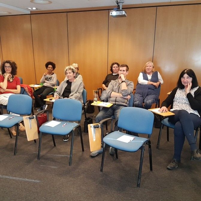Interculturality training workshops for volunteers in Austria